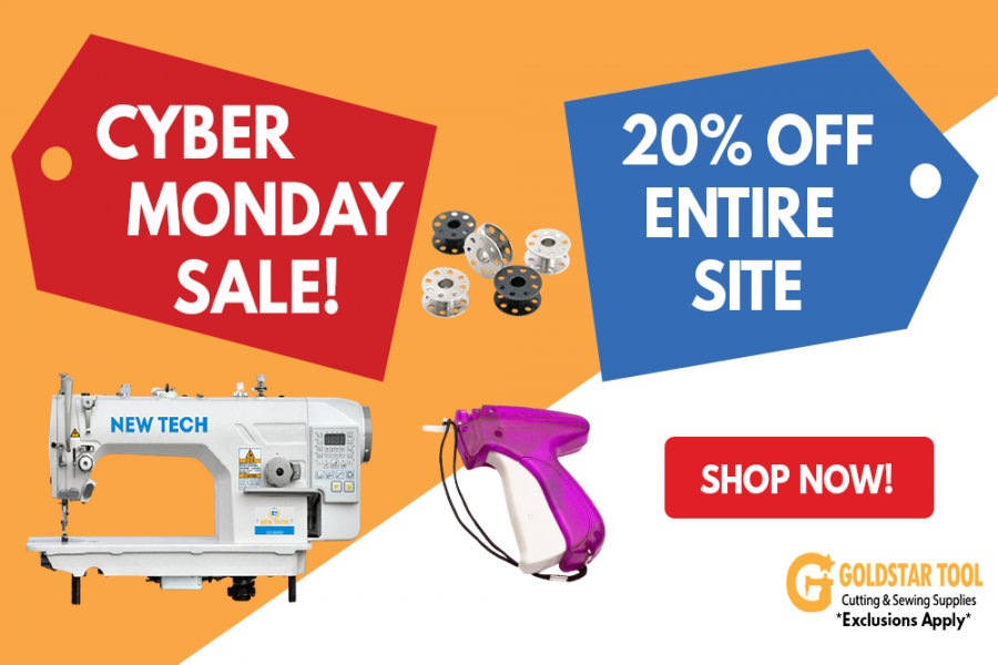 CYBER MONDAY SALE - 20% OFF Site Wide