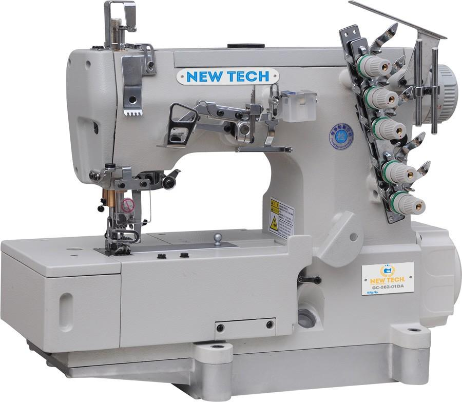 The Industrial Coverstitch Sewing Machines