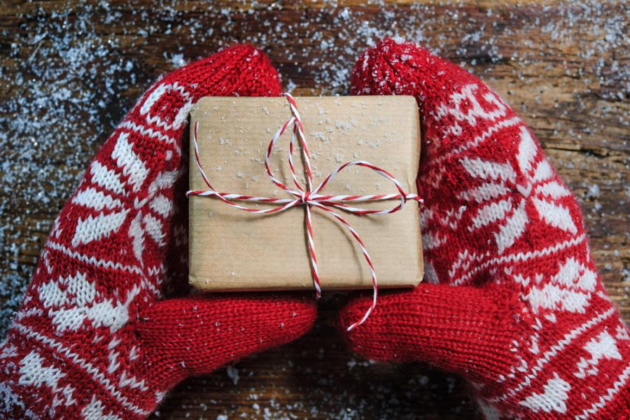 DIY Winter Gloves