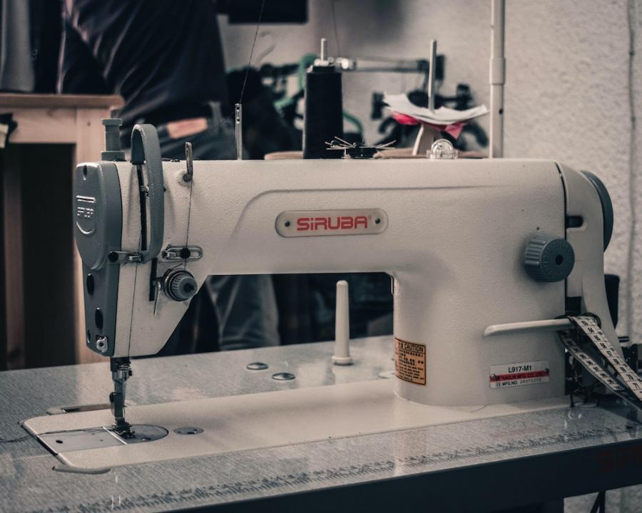 What is the Difference Between Industrial and Domestic Sewing Machines?