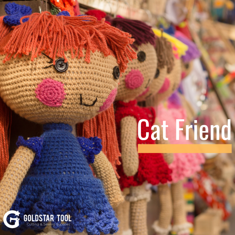 Kids Craft Series: Cat Friend