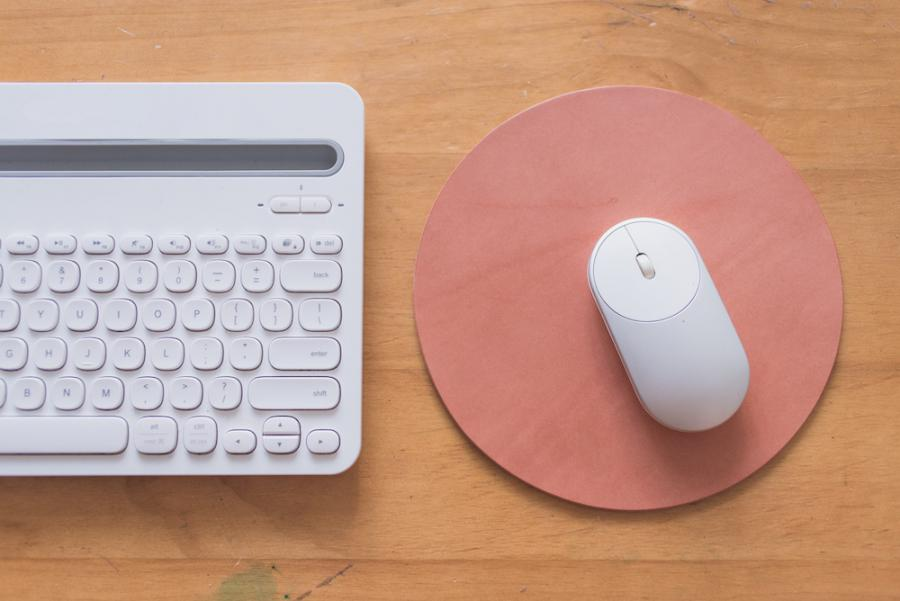 Sew Your Own Mouse Pad Tutorial