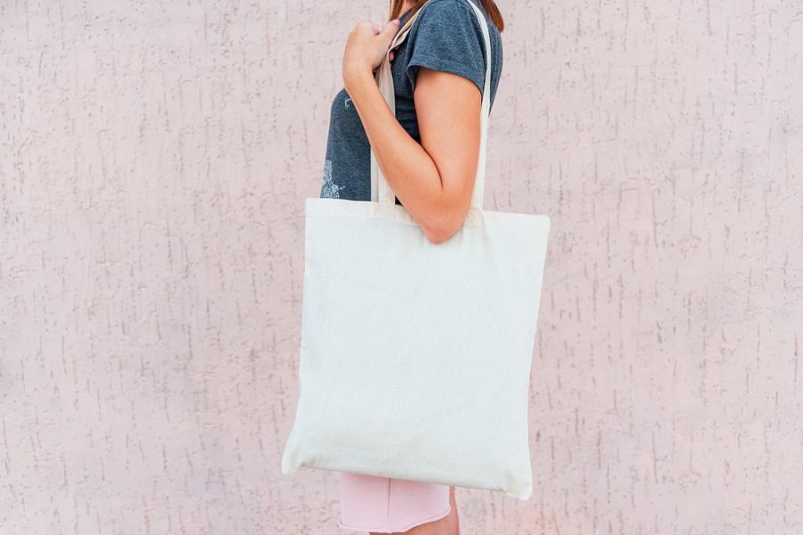 DIY Reusable Grocery Bag