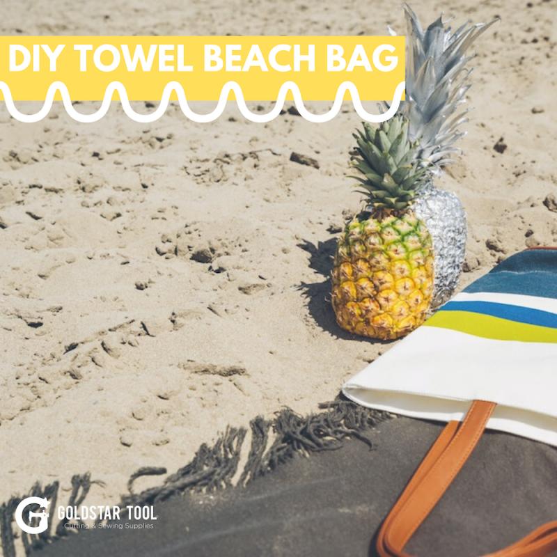 DIY - Towel Beach Bag