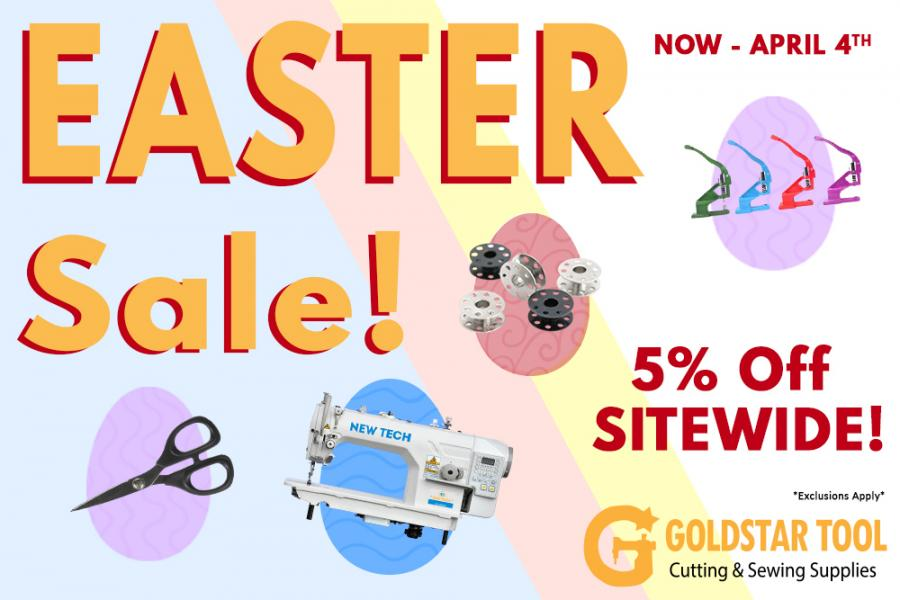 2021 Easter Sale!