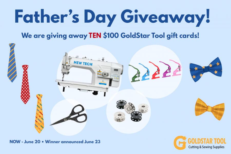2021 Father's Day Giveaway