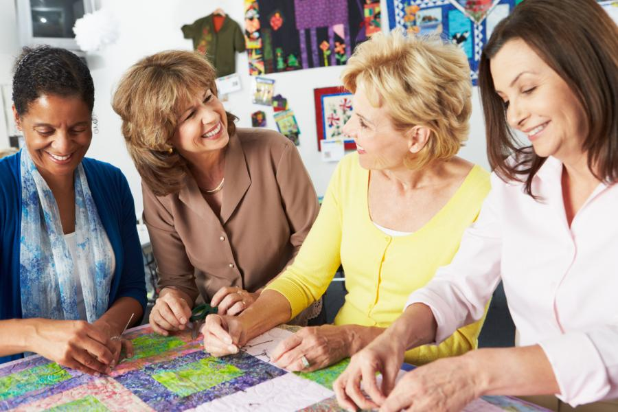 8 Reasons to Join a Sewing Group
