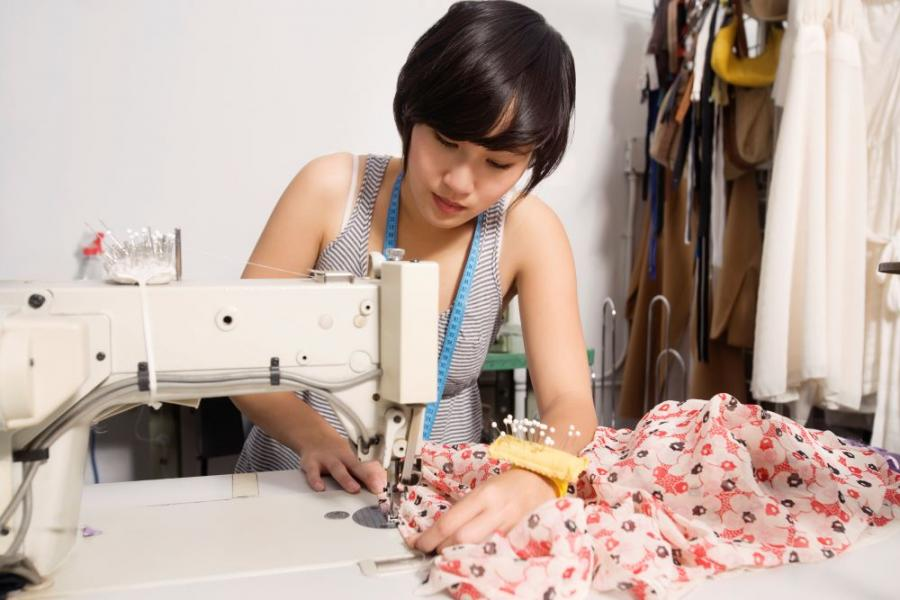 Industrial Sewing Tricks Home Sewers Can Use