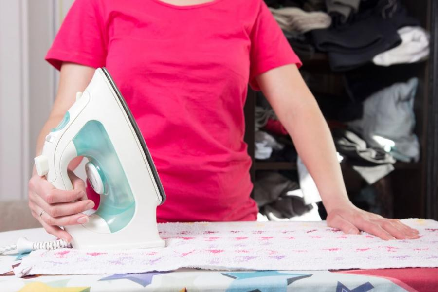 Pressing vs. Ironing: What's the Difference