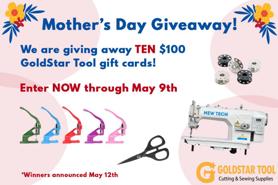 GoldStar Tool's 2021 Mother's Day Giveaway
