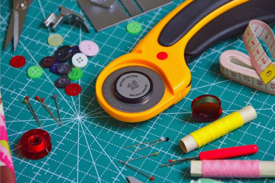 Top 4 Rotary Cutter Safety Tips