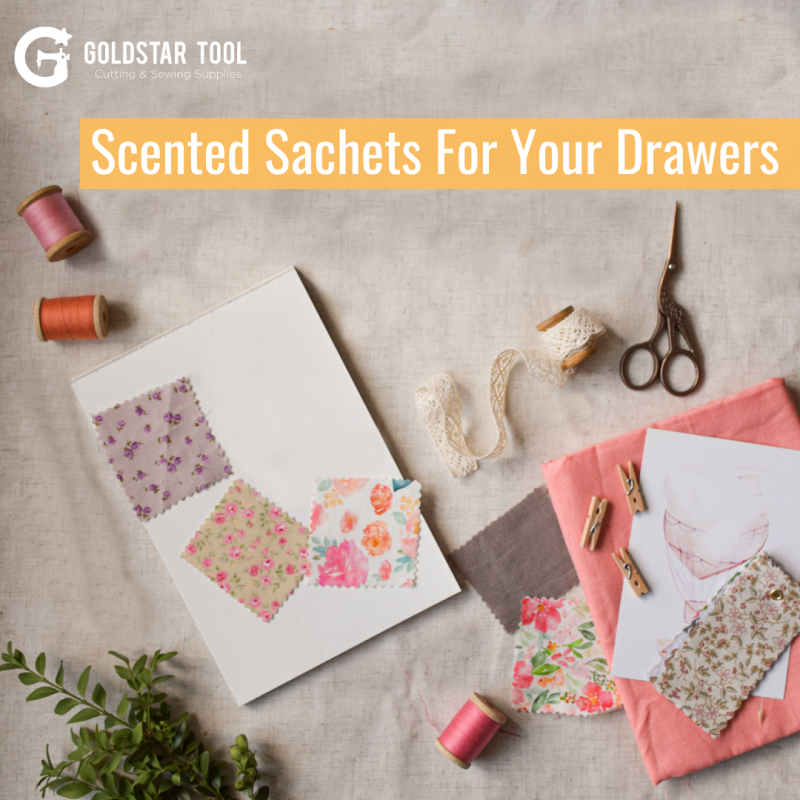 Kids Craft Series: Scented Sachets for Your Drawers