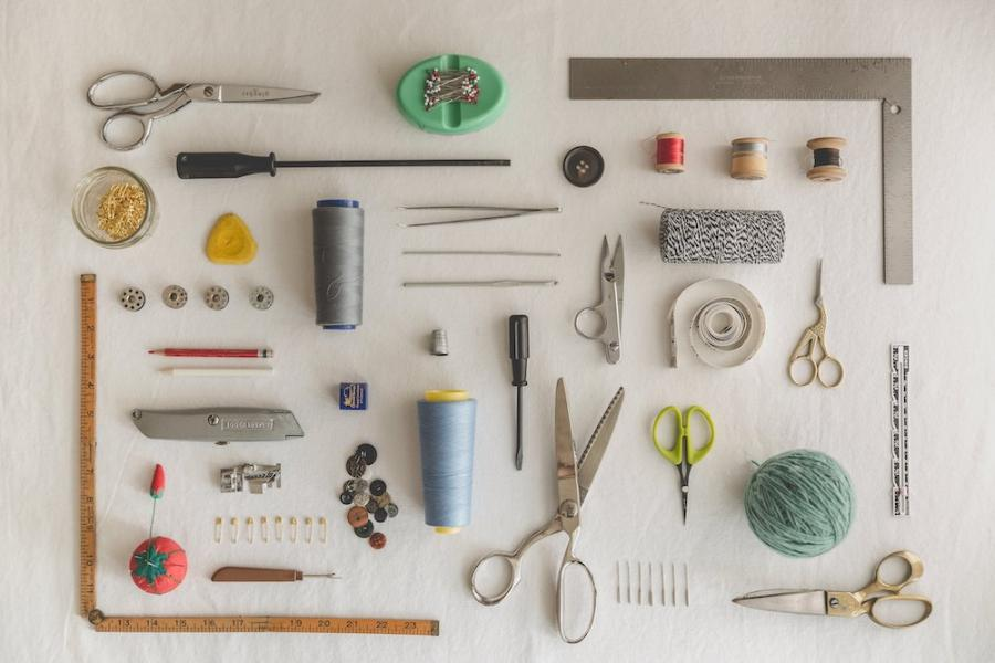 10 Essential Tools for Your First Sewing Kit