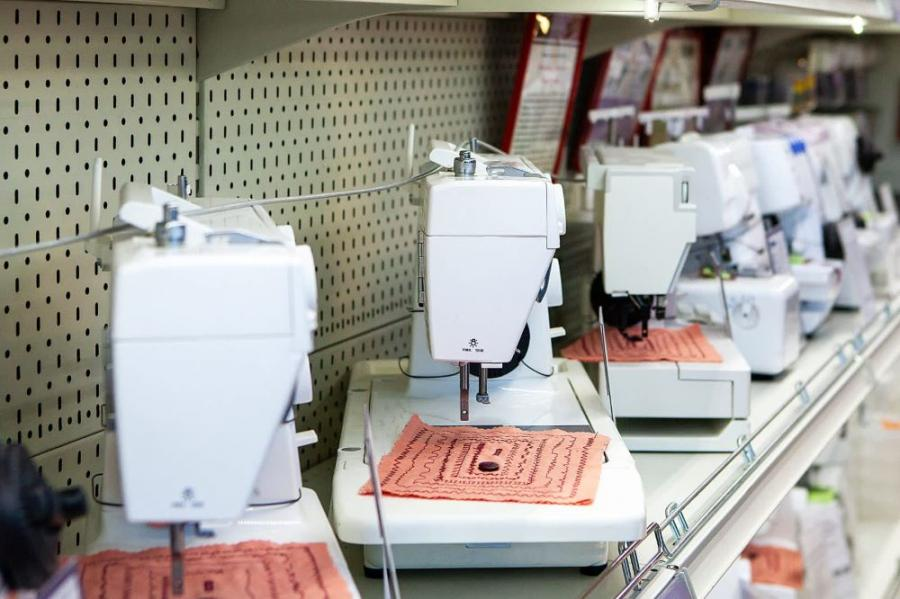We Have Sewing Machines IN STOCK!