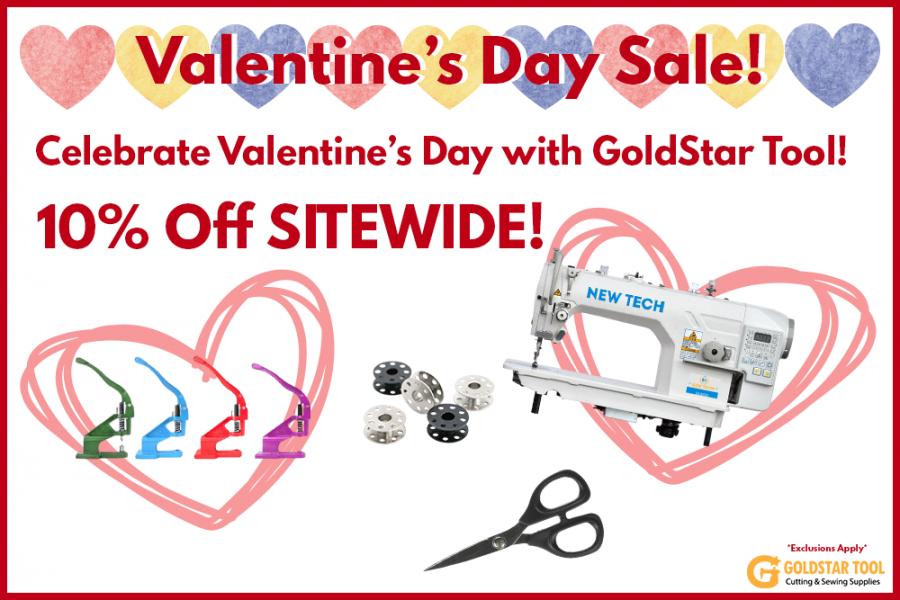 The 2021 Valentine's Day Sale Starts Now!