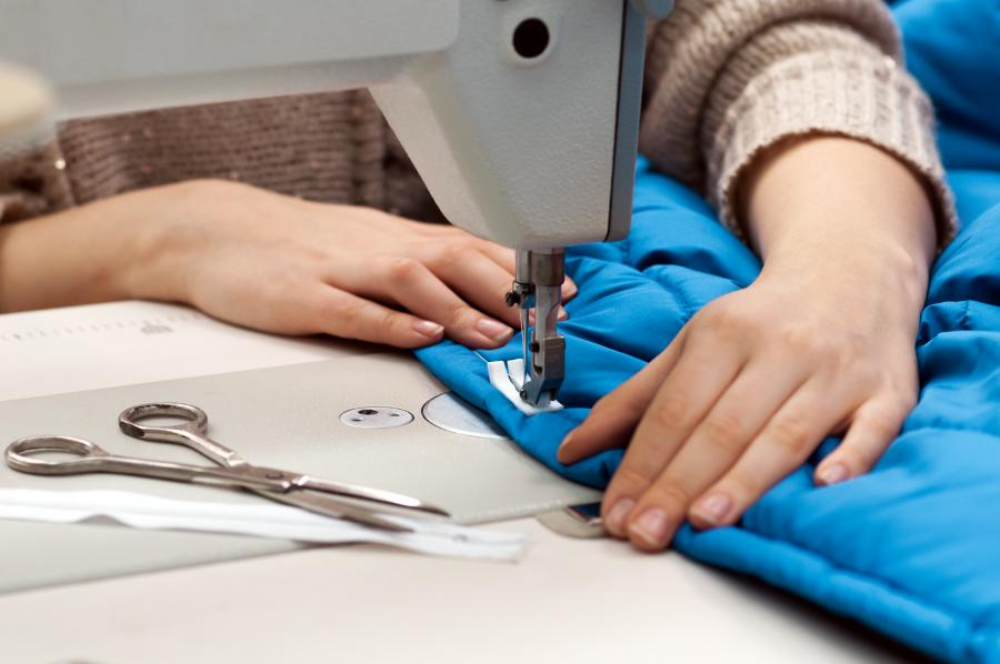 Having Your Own Sewing Machine Is Key