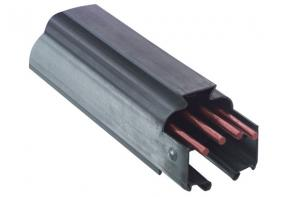 Electro-Rail - 10' Straight Track 4 Pole 50 AMP #ERS300M​