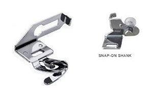 *MIX & MATCH* Hemmer Foot Or Bias Binder Or Edgestitcher + Snap-on Shank