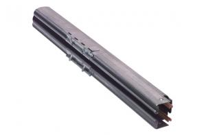 Electro-Rail - 5' Straight Track With Door 2 Pole 60 AMP #ERS-201-5