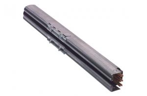 Electro-Rail - 10' Straight Track With Door 3 Pole 60 AMP #ERS-101