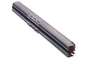 Electro-Rail - 5' Straight Track With Door 3 Pole 60 AMP #ERS-101-5