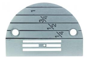 Needle Plates for all Single Needle Industrial Sewing Machines