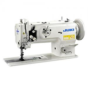 Juki LU-1508N 1-Needle, Unison-Feed, Lockstitch Machine w/Vertical-axis Large Hook For Extra Heavy-Weight Materials