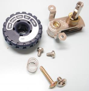 Gravity Iron Thermostat Assembly