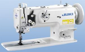 JUKI DNU-1541 Single Needle Walking Foot Lockstitch Industrial Sewing Machine With Table and Servo Motor