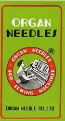 Standard Home Sewing Machine Needles  (15X1, HAX1, 130/705H)