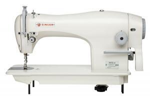 Singer 191D-30 Straight-Stitch Industrial Sewing Machine