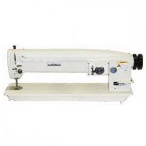 Consew 199RBL-3A-1 Single Needle Drop Feed Zig-Zag Lockstitch Industrial Sewing Machine With Table and Servo Motor