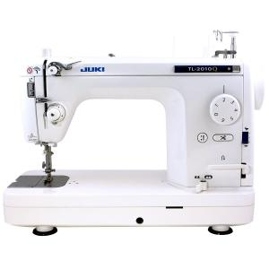 ​​​​JUKI TL-2010Q 1 Needle Lockstitch Mid-Arm Portable Quilting and Piecing Machine with Automatic Thread Trimmer and Speed Control​
