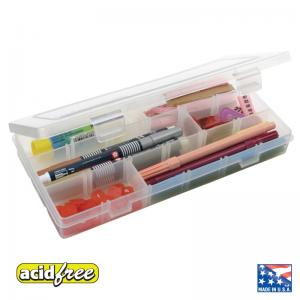 Solutions™ Long 3-Compartment Box