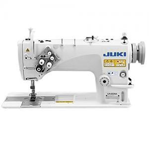 JUKI LH-3528A 2 Needle Semi-Dry Head Lockstitch Industrial Sewing Machine (¼