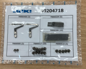 Spare Parts Kit - JUKI MO-6800 (VOL 2)