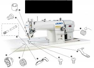 Spare Parts Kit - JUKI DDL-900B