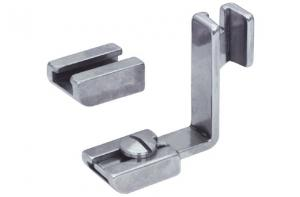 Shirring/Gathering Presser Foot, High Shank, with Adjustable Blocks, S950