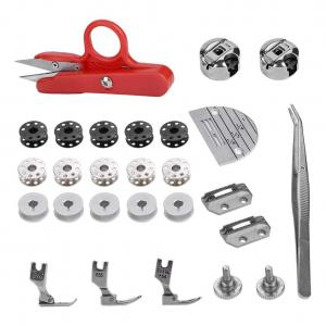 Spare Parts Kit for Industrial Flat Bed Sewing Machines