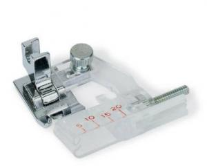 Adjustable Low Shank Bias Binder Presser Foot