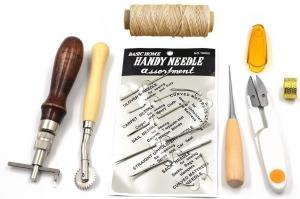 7pcs leather Craft Hand Stitching Tool Set