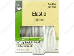 Small Roll Non-Roll Lightweight Crochet Elastic