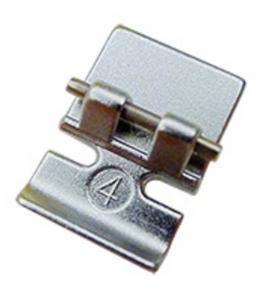 Zipper Foot (w/o IDT), Pfaff #98-694843-00