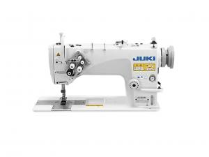JUKI LH-3578A-S Semi-Dry-Head 2-Needle, Lockstitch Industrial Sewing Machine With Table and Servo Motor