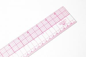 C-Thru® Combo Grid Ruler (Inch/Metric)
