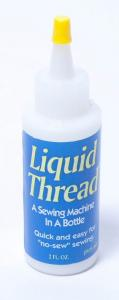 Beacon Liquid Thread Glue 2oz. (Sewing machine in a bottle)