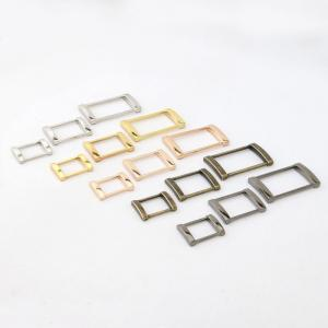 Metal Ring - Concave Rectangular Ring