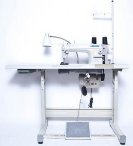 JUKI DDL-8700-H Heavy-Weight High-Speed Single Needle Straight Lockstitch Industrial Sewing Machine With Table and Servo Motor