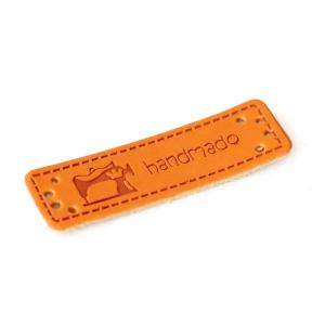Synthetic PU Leather Labels