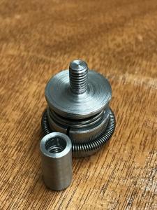 Shank adapter 3/8
